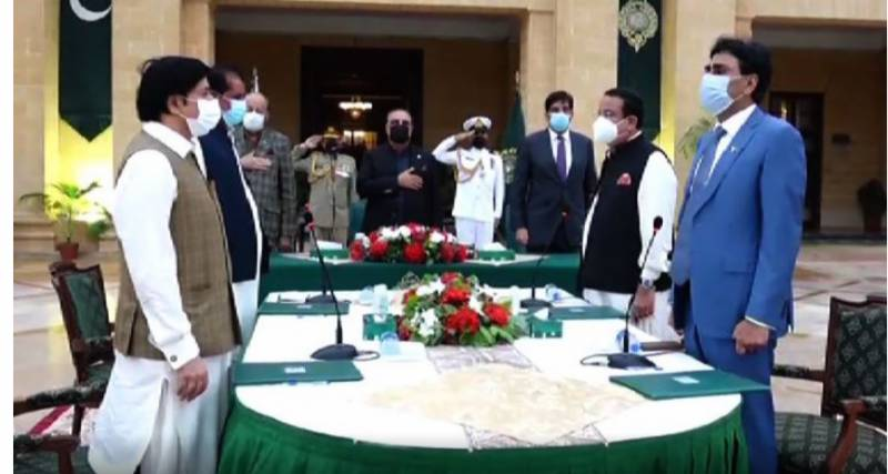 Reshuffle in Sindh cabinet