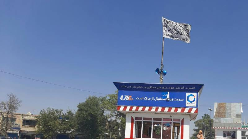 Another city falls to Taliban as thousands flee northern Afghanistan