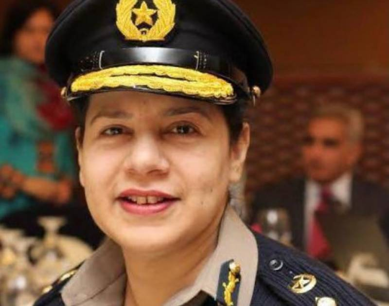 Pakistan's Helena Saeed appointed UN Police Commissioner in Khartoum