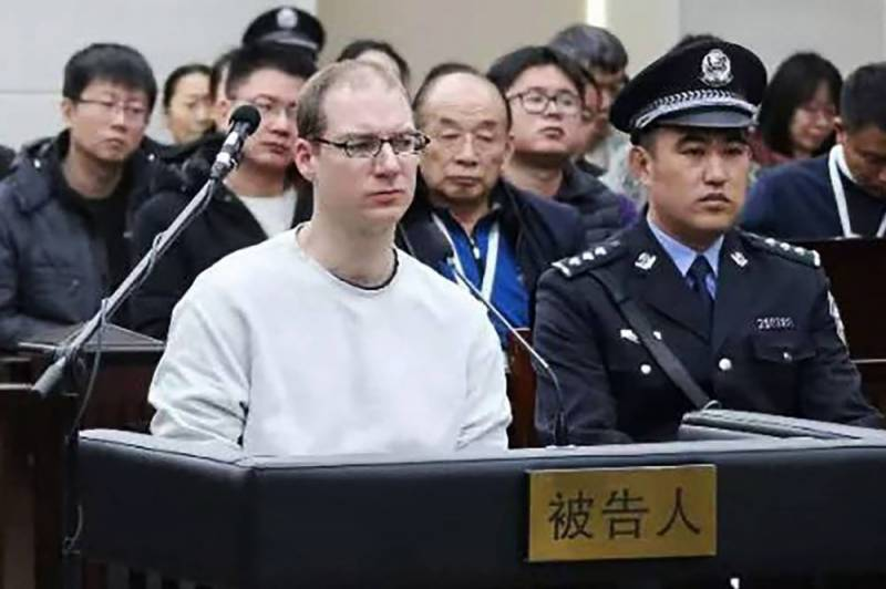 Chinese court upholds death sentence for Canadian in drugs case