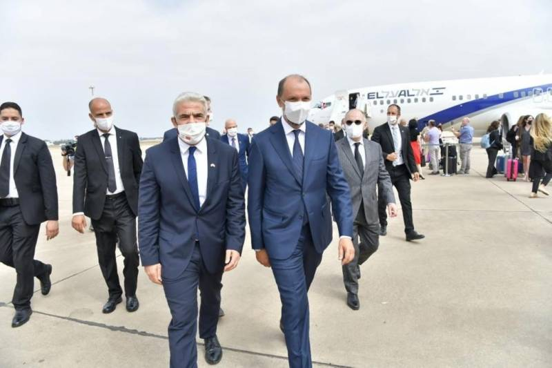 Israel's top diplomat in Morocco on first visit since normalisation