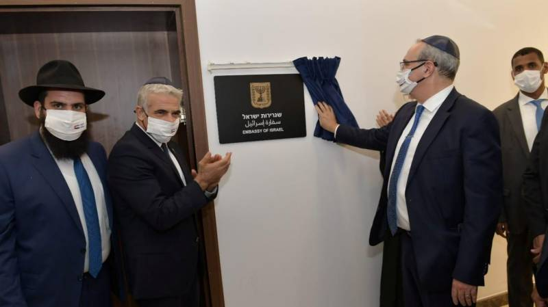 Israel officially opens diplomatic office in Morocco