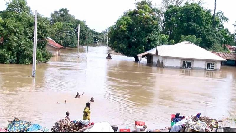 Niger's flood death toll rises to 55
