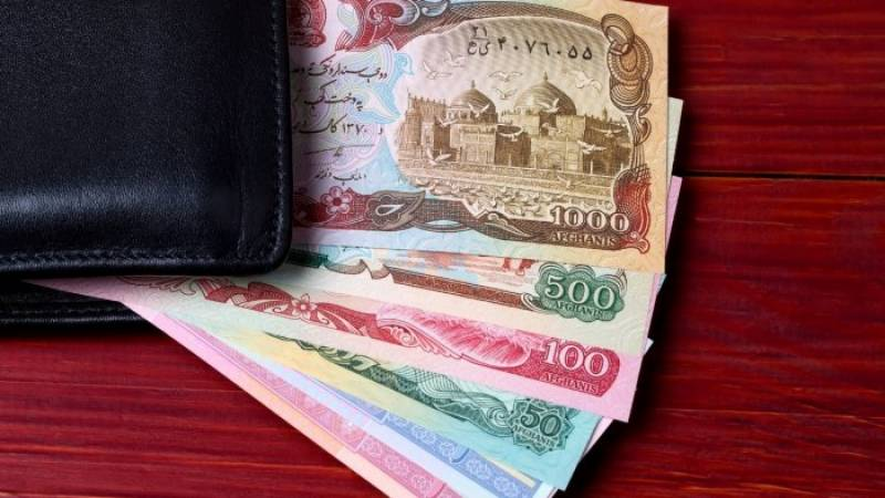 Afghan currency dives on Taliban takeover