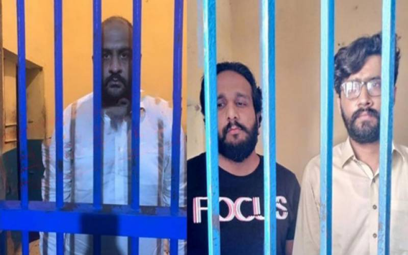 Court orders release of co-accused in couple harassment case