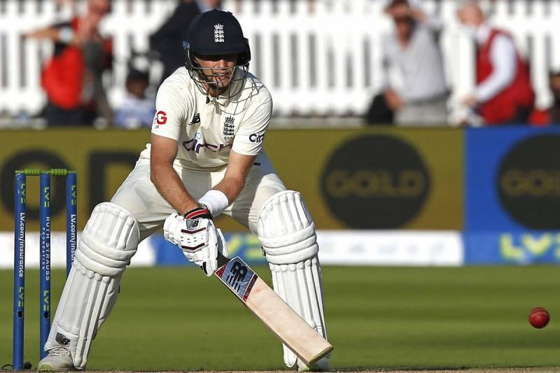 Root's unbeaten 180 edges England ahead against India in second Test