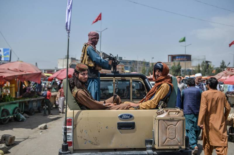 Image reset, winning world recognition a major challenges for Taliban