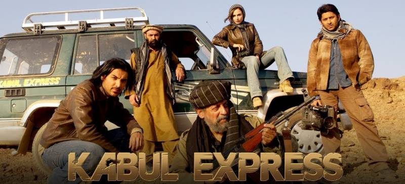 Bollywood films that were shot in Afghanistan