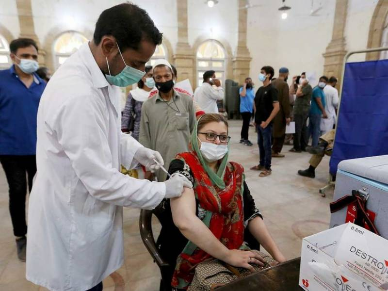 Pakistan posts 66 more corona deaths, 3,974 infections