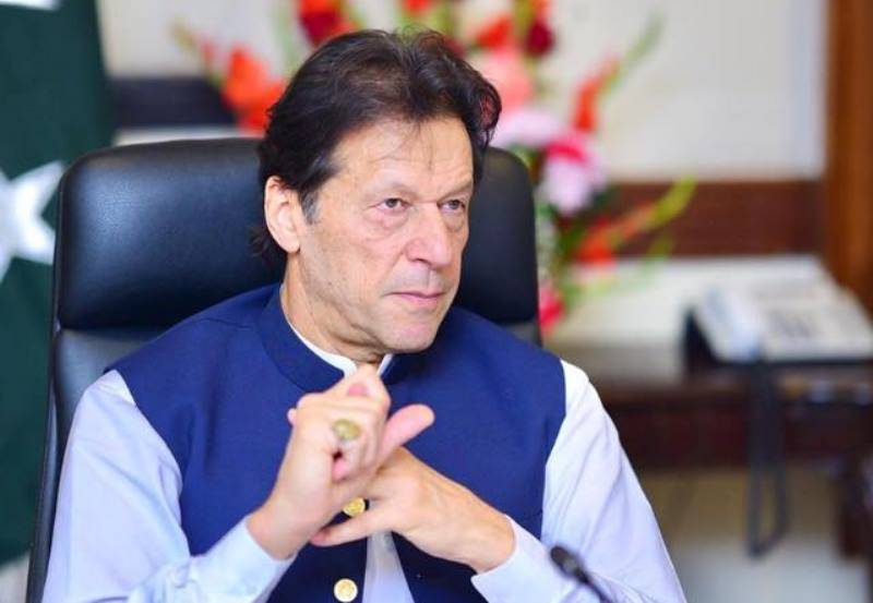 PM Imran bars ministers from issuing statements on Afghanistan