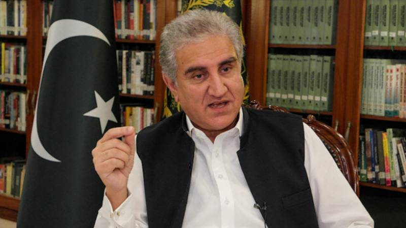 Taliban takeover in Afghanistan: FM to share Pak perspective with friendly states