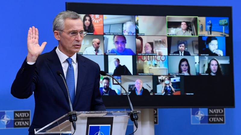 NATO ministers to hold video talks on Afghanistan