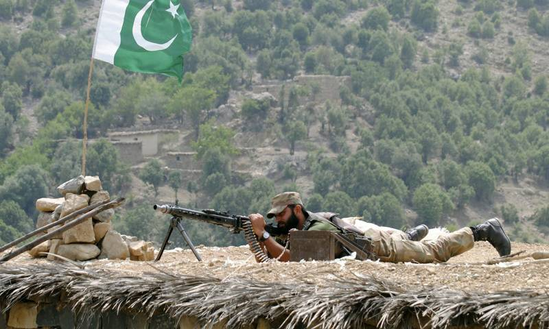 Soldier martyred in terror attack on military post in South Waziristan