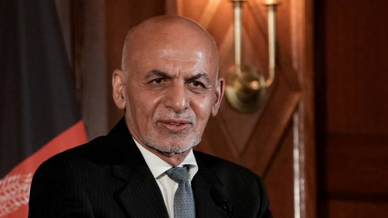 Ghani, who fled with $169m in cash-stuffed helicopter, gets asylum in Dubai
