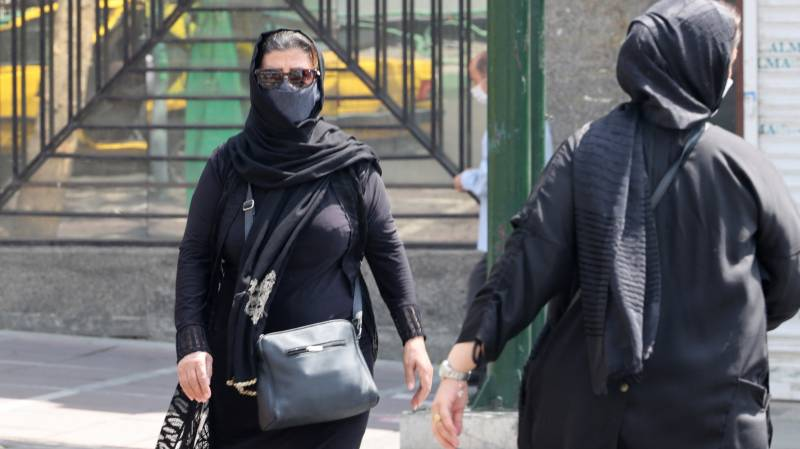 Recorded Covid deaths top 100,000 in Iran