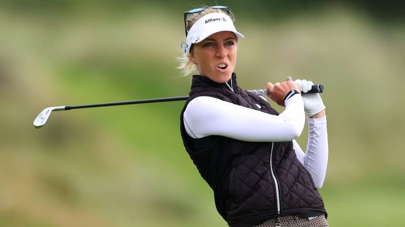 Popov aims to defend 'life changing' Women's British Open title