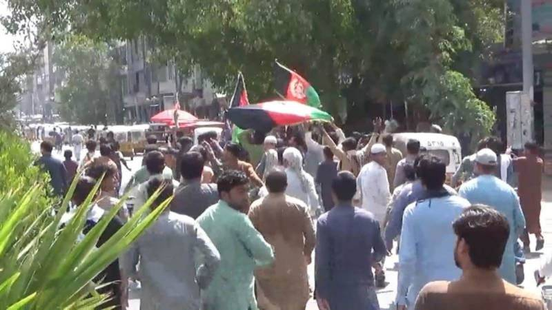 Several killed as Taliban open 'fire' at Independence Day rally