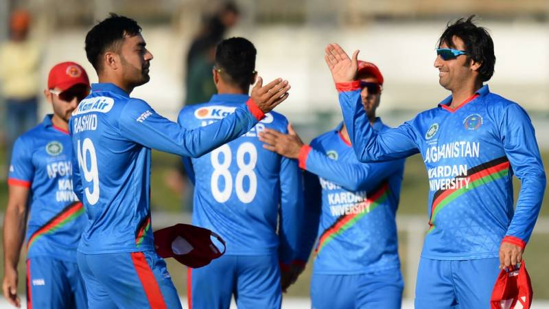 Afghan cricket team in high spirits after return to training, says official