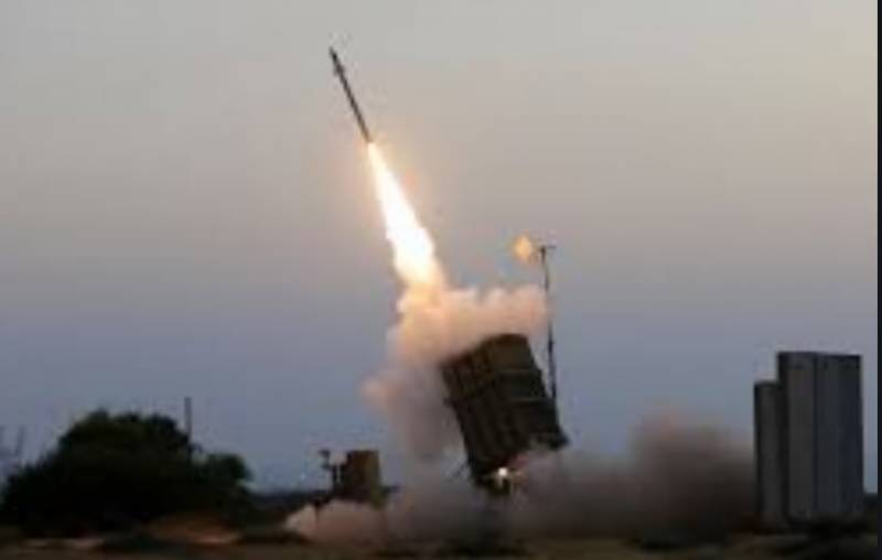 Syrian air defence shoots down Israeli missiles