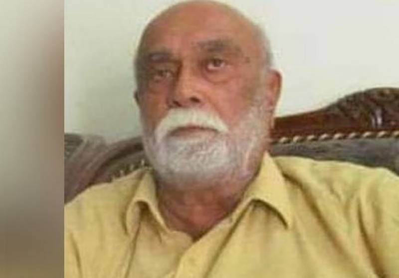 Eldest son of Sindh nationalist leader GM Syed is dead