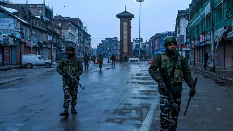Indian envoy's attempt to twist historical facts on Kashmir