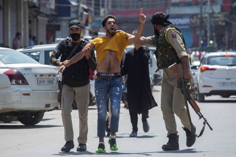 Few now dare to speak out in Indian-Occupied Kashmir