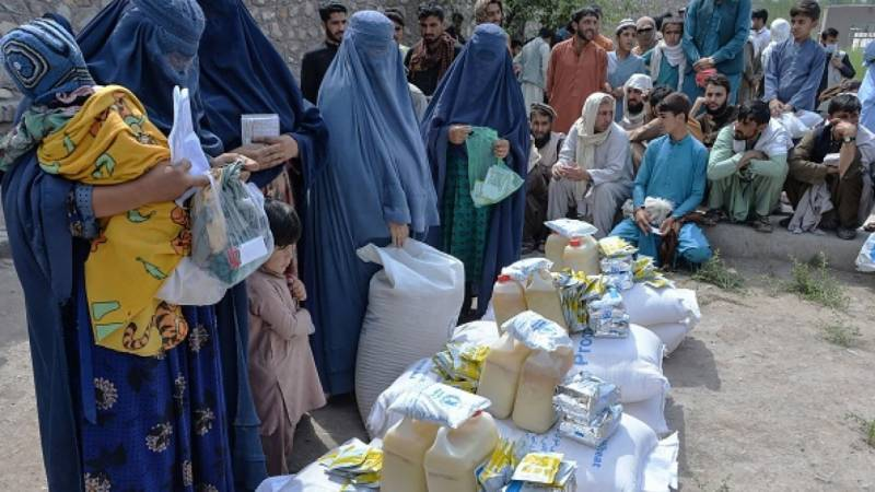 One in three Afghans at risk of severe or acute hunger: WFP