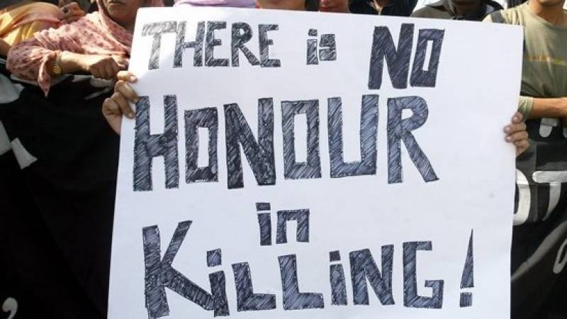 Another honour killing: a couple murdered in Karachi