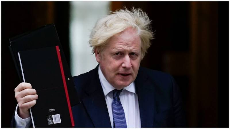 Boris Johnson says UK would work with Taliban if needed