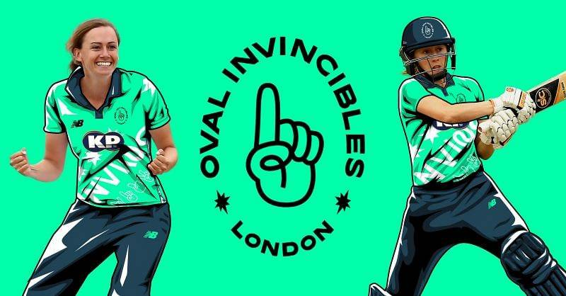 Oval Invincibles romp to the first Hundred women's title