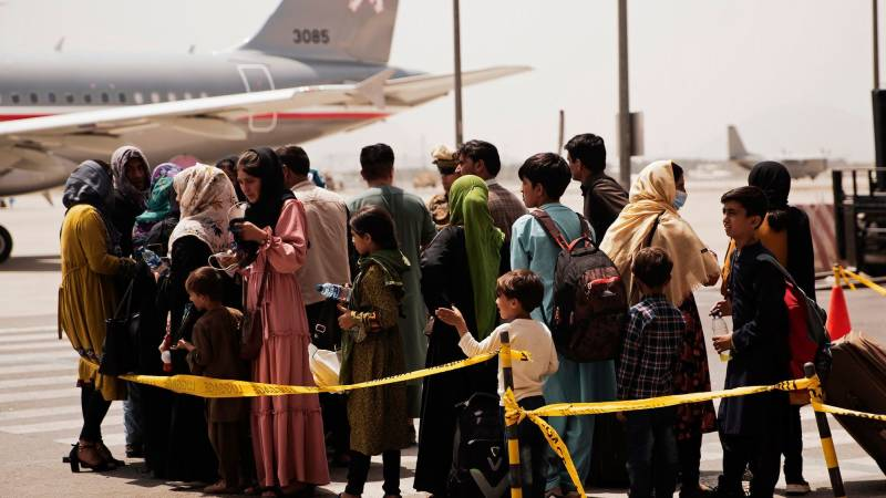 Over 7,000 evacuated to Qatar from Afghanistan