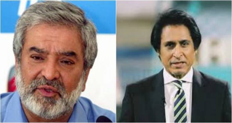 PM decides to replace PCB Chairman Mani with Rameez Raja
