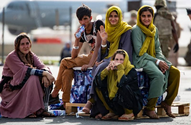 US tells citizens to avoid Kabul airport due to 'security threats'