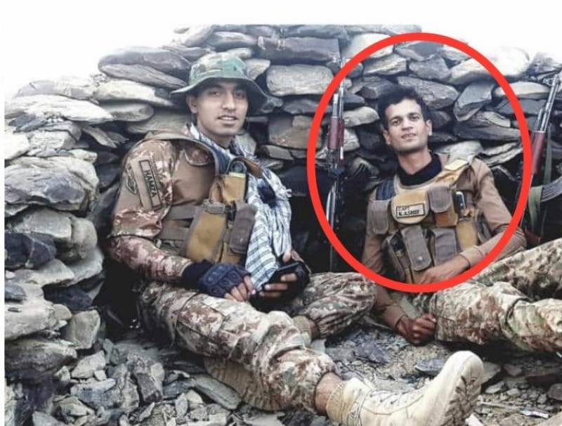 Army captain martyred in IED blast in Balochistan
