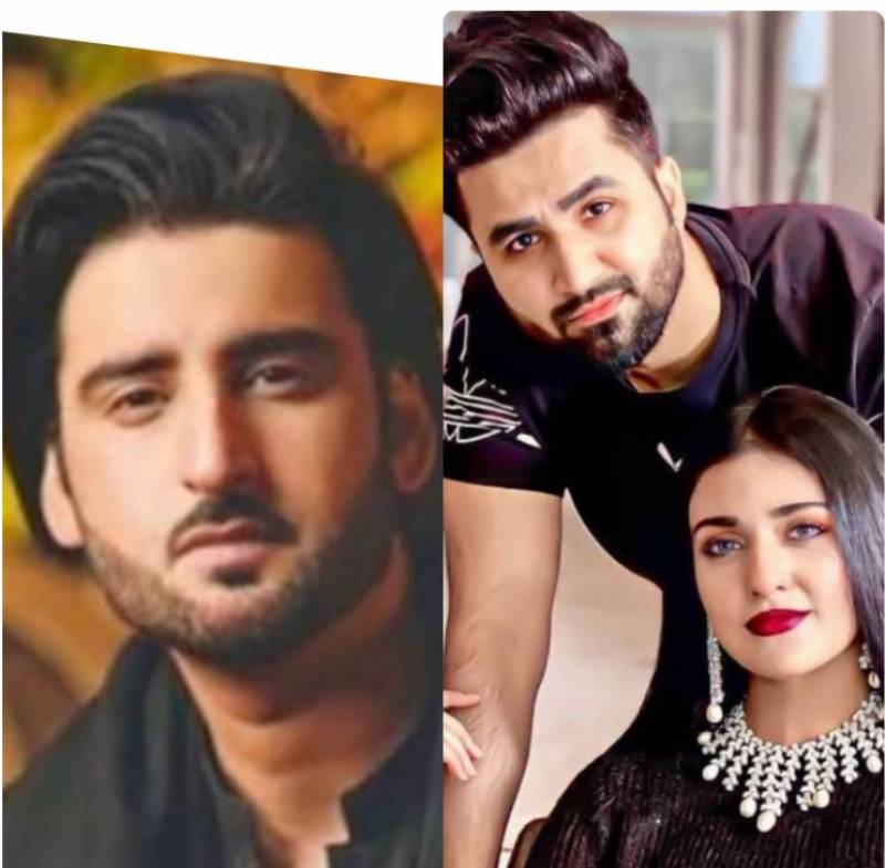 Is Aagha Ali accusing Sarah, Falak of being attention-seekers?