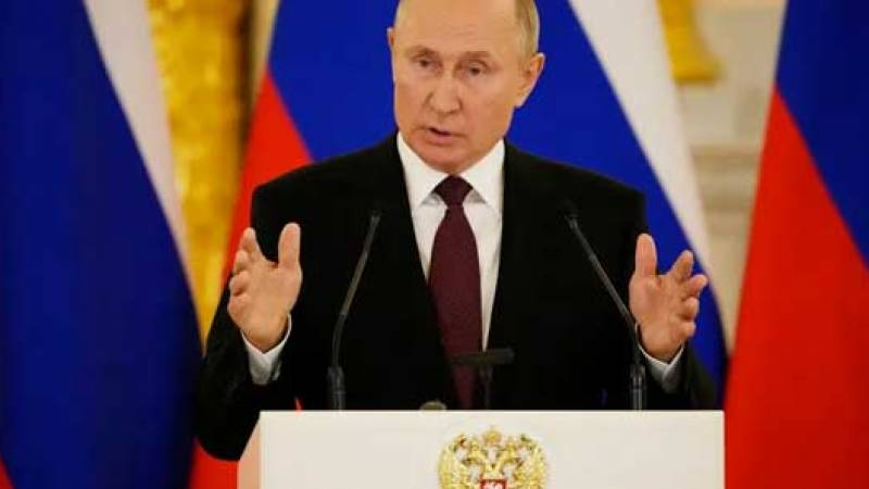 Putin warns of influx of Afghan militants disguised as refugees