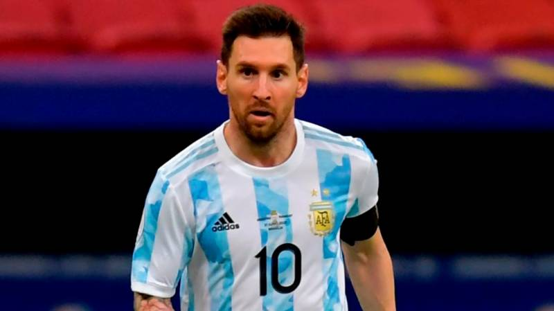 Argentina call up Messi for World Cup qualifier against Neymar's Brazil
