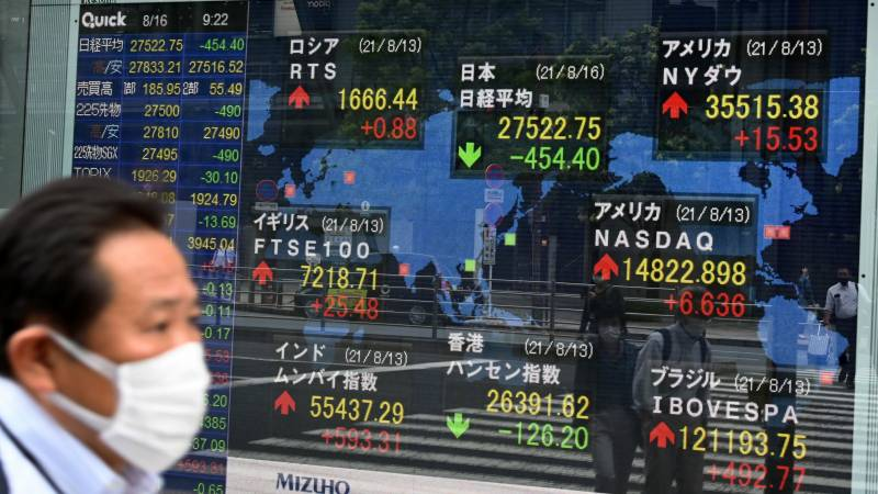 Asian markets and oil bounce after last week's tumble