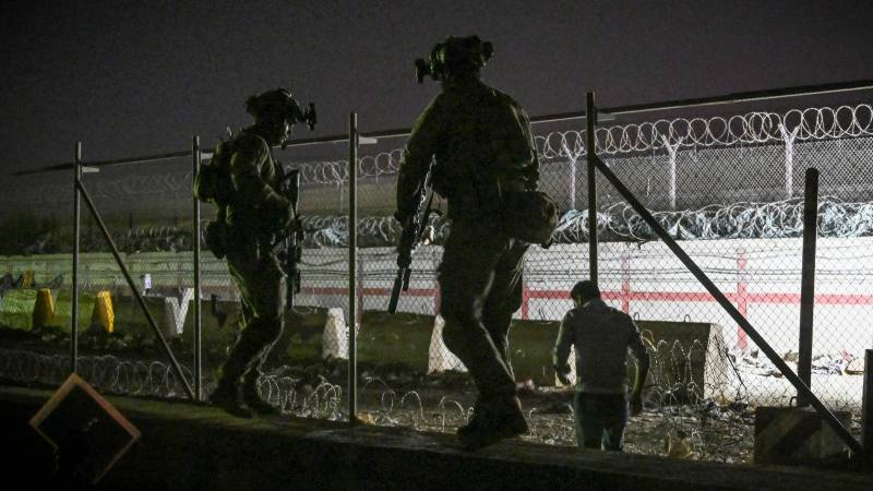 Kabul airport gunfight leaves Afghan guard dead: Germany