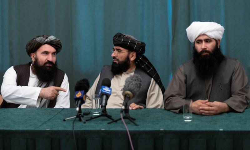 Moscow-led bloc 'concerned' Taliban yet to form govt