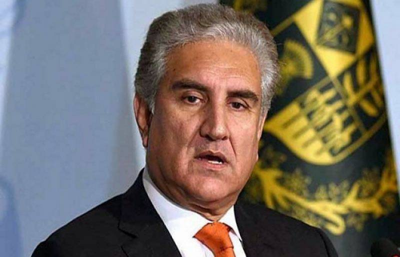 Qureshi says Indian media reports of his Kabul visit are a 'pack of lies'