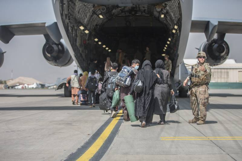 US aims to complete Afghan evacuations by Aug 31 deadline