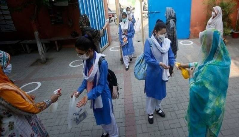 Schools with 100pc vaccinated staff allowed to reopen on 30th in Sindh