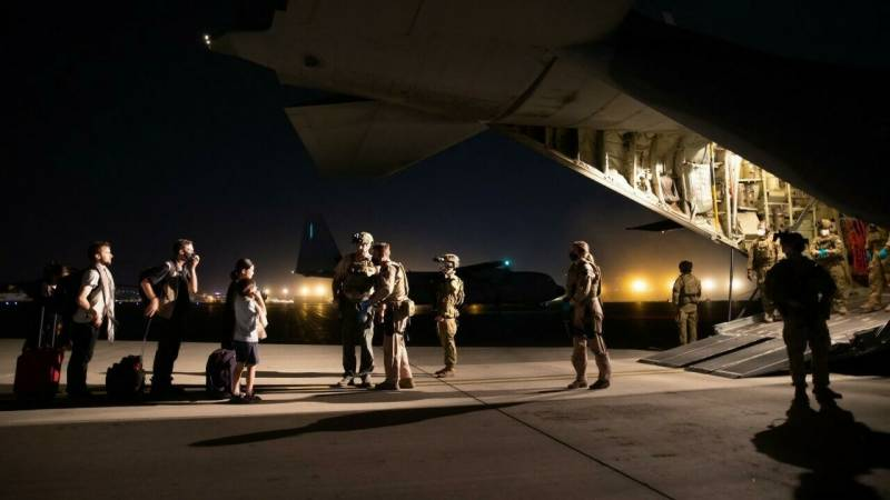 France to end Afghan evacuations Thursday if US withdraws Aug 31