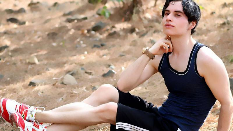 Nasir Khan Jan is eager to show pictures, reluctant to reveal wife's face