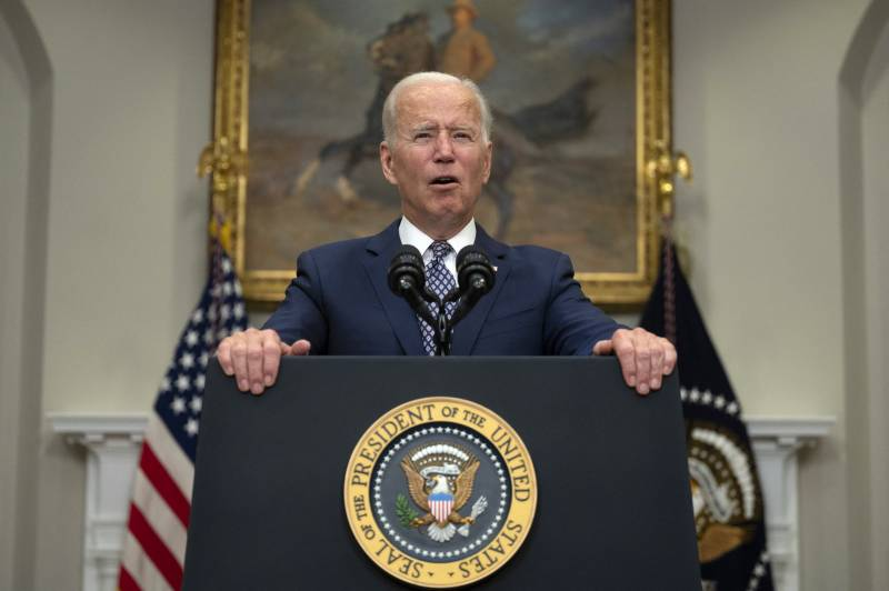 US will complete Afghan pullout by August 31, says Biden