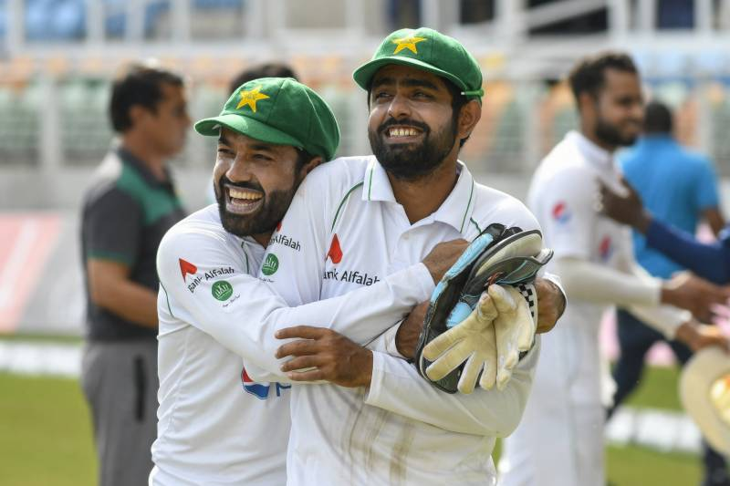 Pakistan crush West Indies by 109 runs to level series