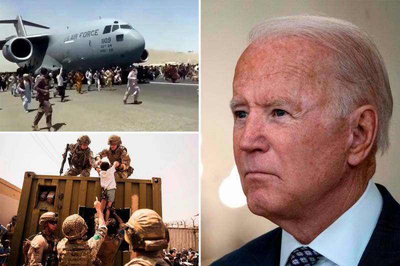 Biden briefed on Afghan airport attack: W.House