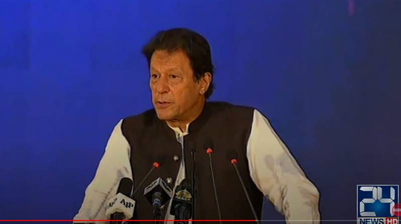 PM Khan counts his govt successes during testing times