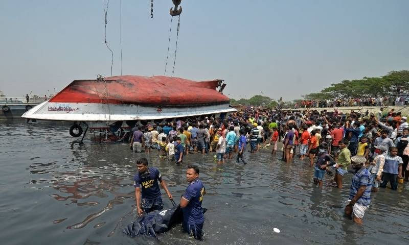 19 killed in Bangladesh boat accident